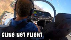 Sling NGT Test Flight 2